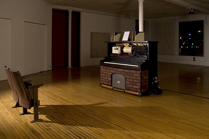 Time Machine - Lethbridge, 1908 version