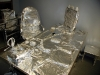 web image of tinfoil office